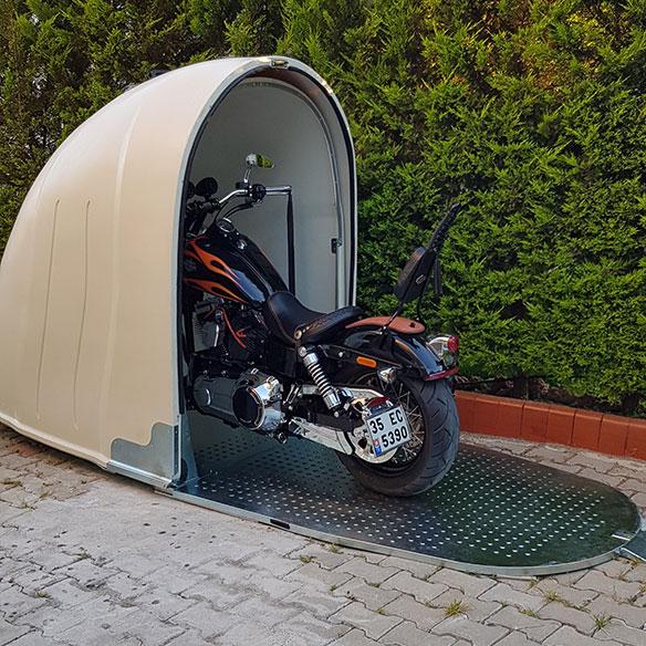İzmir Harley Davidson Model 2 Installation 02-04-2019 image 2