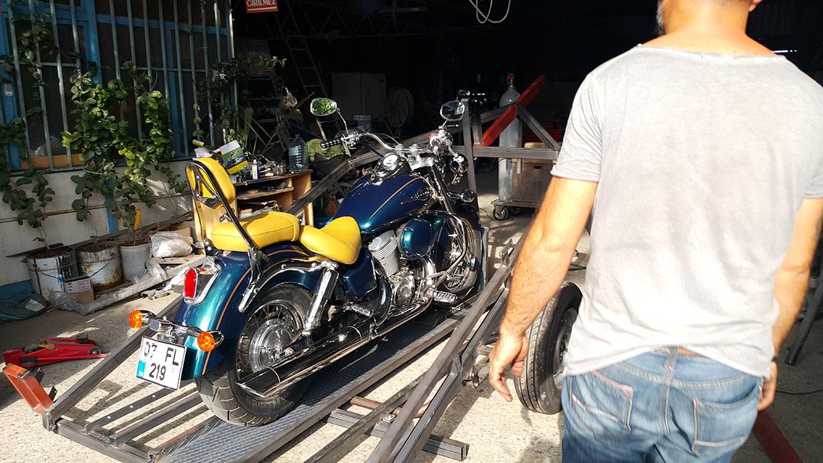 Motokabin Motorcycle Transport Trailer Photo Galleries İmage 4