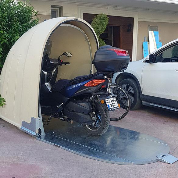 Antalya Yamaha Xmax Model 2 Montajı 02-12-2019 Resim 2