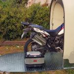İstanbul Honda Africa Twin model 2 montajı resim 1