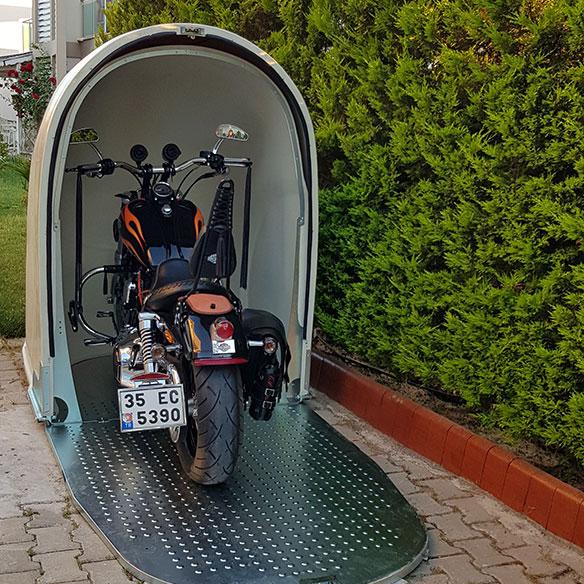 İzmir Harley Davidson Model 2 Montajı 02-04-2019 Resim 1