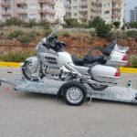 Motokabin Motosiklet Taşıma Römorku Foto Galerileri Resim 2